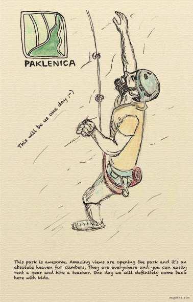 Croatia_Paklenica