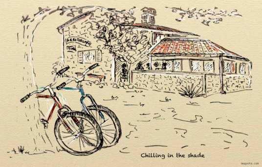 Croatia, Motovun - Parenzana route