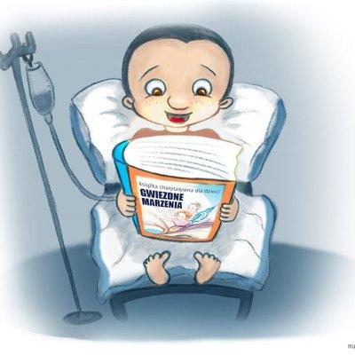 ilustracja promująca książkę