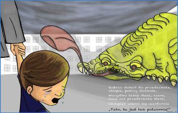 potworne przedszkole
