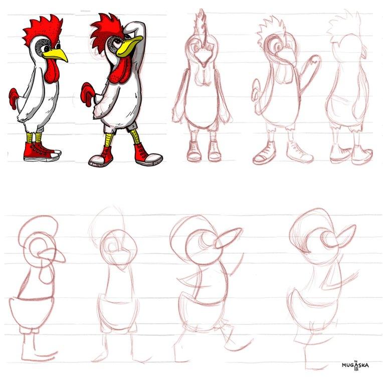 inktober_character_design