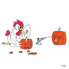 inktober_me_halloween